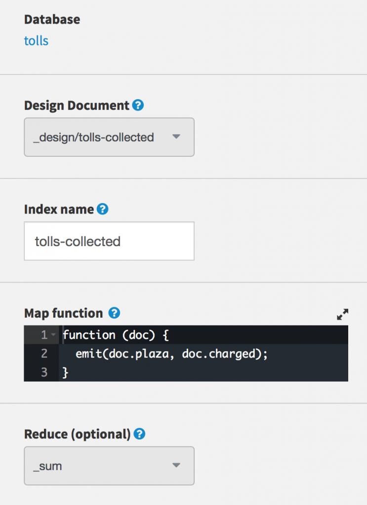 Tolls Design Document